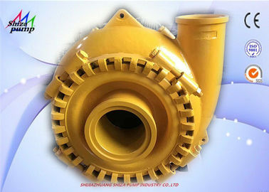China 6/4D-G Sand Gravel Pump Single Casing Wide Wet - Passage 600-1400r/Min Speed distributor