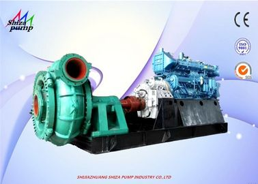 China 10 / 8 F - G Gold Dredge Sand Gravel Pump, Digging Sand And Dredging, Non-blocking distributor