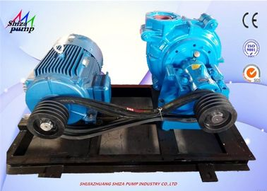 China 6 / 4 D - AH Hard Metal High Chrome Alloy 	Horizontal Centrifugal Slurry Pump distributor